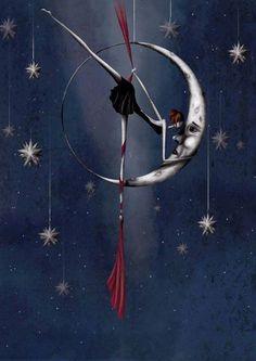 ever–dream:  visual-fantasies:  Moon Dance
