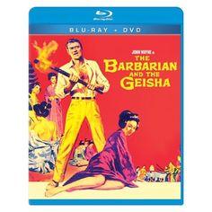 Amazon.com: Barbarian & The Geisha [Blu-ray]: John Wayne: Movies & TV