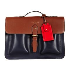 The Harlemm Briefcase by Ted Baker