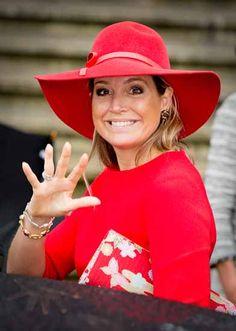 Maxima d'Olanda, regina di cuori: guarda tutte le foto | People