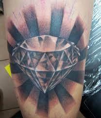 25 Brilliant Diamond Tattoo Designs for Men and Women - Tattoos rings aesthetic decorations Diamond Tattoo Men, Diamond Tattoo Meaning, Diamond Tattoo Designs, Best Tattoo Designs, Tattoo Sleeve Designs, Tattoo Designs For Women, Tattoos With Meaning, Sleeve Tattoos, Tattoos For Women