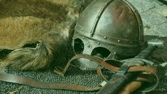 🔥Viking Helmets - the simplest war protectors of any time! ✍Besides the skills, the Viking warriors possessed the powerful armor that protected them from the blades of the foes. Though their mail was quite complicated, the Viking helmet was fairly simple but still useful in battles. 😎Indeed, the Viking helmet was one of the simplest war protectors of any time. It was merely a bowl with a nose guard. Viking Raven, Viking Armor, Viking Sword, Viking Helmet, Viking Drink, Myth Stories, Different Types Of Meditation, Viking Symbols, Dark Ages