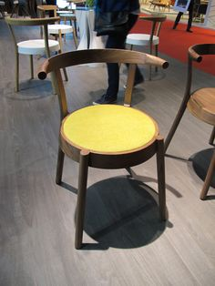 Tonon chair / Salone del Mobile 2015