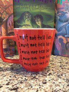 Hey, I found this really awesome Etsy listing at https://www.etsy.com/listing/192349516/i-must-not-tell-lies-harry-potter-mug