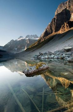 Consolation Lake, Banff National Park