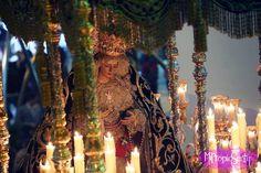 María Santísima de los Dolores Coronada, Miércoles Santo, MALAGA-SPAIN