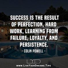#quote #success #instagram #perfection