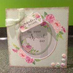 Craftwork Cards : Heritage Rose