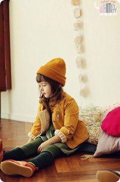 Fall Yellow Jacket #kids #fashion
