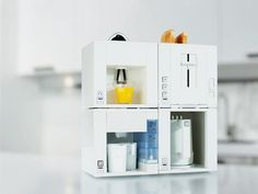 Compact4All Kitchen System Combines Four Breakfast Appliances in Less Than 16 Square Inches   Inhabitat - Sustainable Design Innovation, Eco Architecture, Green Building