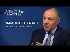 Immunotherapy - Health Matters - YouTube
