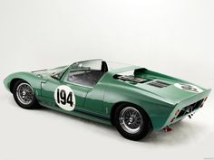1965 Ford GT40 Works Prototype Roadster