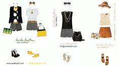 Carla Leyton Image Consulting: Summer looks with shorts