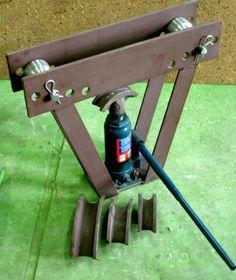 Résultats de recherche d'images pour « roladora de tubos casera »