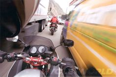California Highway Patrol Releases Endorsed Lane Splitting Guidelines
