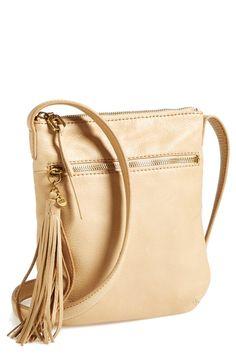 'Sarah' Leather Crossbody Bag