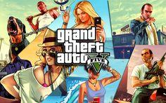 Grand Theft Auto 5 Widescreen Wallpaper