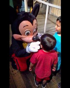 The Look on their face was priceless. finally got to meet Mickey Mouse #mickeymouse #mickeymouseclubhouse #disneyland #californiavacation #waltdisney #rp #mickeymouseears #mickeymouselover #goofy #donaldduck #minniemouse #disneyland2016springbreak #springbreak by dll8821