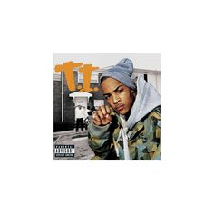T.I. - Urban Legend [Explicit Lyrics] (CD)