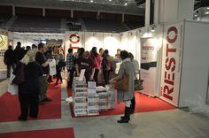 proresto -lehden väki kiittää kaikkia yli 2000 ammattilaista jotka vierailivat osastoltamme! Palaute lehdestä oli erittäin myönteistä, horeca-alan esimiehille ja yrittäjille suunnatulle julkaisulle on tarve.www.proresto.fi