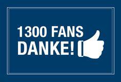 Wir freuen uns über 1300 Fans auf #Facebook. DANKE https://www.facebook.com/photo.php?fbid=10152483487445804&set=a.266662400803.184363.151488195803&type=1&theater