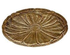 Laurel Platter Oval Medium