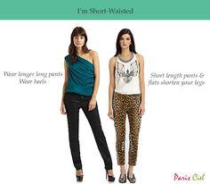 Tips & Tricks to Dressing Long-Waisted Body Type - Paris Ciel - EN
