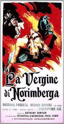 El señor de los bloguiños: El justiciero rojo (1963) de Antonio Margheriti
