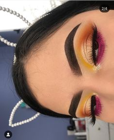 Gorgeous Makeup: Tips and Tricks With Eye Makeup and Eyeshadow – Makeup Design Ideas Makeup Eye Looks, Cute Makeup, Gorgeous Makeup, Glam Makeup, Pretty Makeup, Makeup Inspo, Makeup Inspiration, Makeup Art, Dead Gorgeous