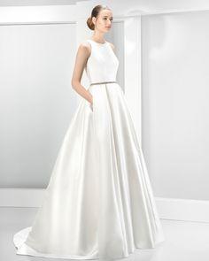 #6030 Nanda Devi Collection - 2016 Vestidos de novia - Jesús Peiró Wedding…