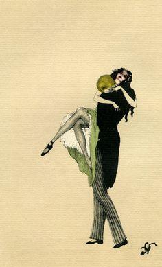 every girl's dream.  undreaming:  leiris: from Gentress Myrrh-murings.