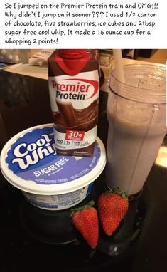 # Protein Shake zum Abnehmen Rezepte – weight-herbalife – – Keep up with the times. Weight Watcher Desserts, Weight Watchers Snacks, Plats Weight Watchers, Weight Loss, Weight Watcher Smoothies, Lose Weight, Protein Smoothies, Smoothie Proteine, Recipes