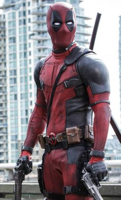 """Who Are You In The """"Deadpool"""" Movie"""