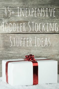 Stocking Stuffers / Toddler Stocking Stuffers / Baby Stocking Stuffers / Christmas Presents for Toddlers / Inexpensive Stocking Stuffers Inexpensive Christmas Presents, Inexpensive Stocking Stuffers, Stocking Stuffers For Boys, Christmas Stocking Stuffers, Christmas Stockings, Christmas Presents For Babies, Holiday Fun, Christmas Holidays, Christmas Crafts