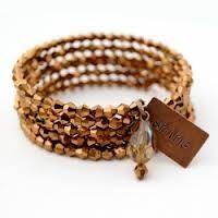 memory wire bracelets ideas - Google Search
