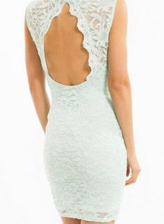 Mint Lace Fairytale Dress,  Dress, mint dress, Chic