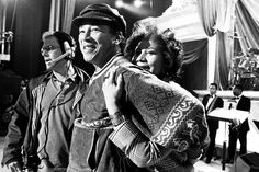 """Legendary singer-songwriter Smokey Robinson recalled on """"Good Morning America"""" Friday the first time he met the last Aretha Franklin as a child. Aretha Franklin, Sophia Coppola, Tammi Terrell, Jean Gabin, Smokey Robinson, Mexican Actress, Legendary Singers, Good Morning America, Amor"""