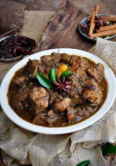 Chicken Chettinad Curry