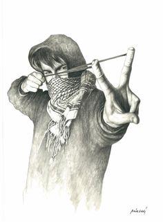Palestine Art, Palestine Quotes, Satire, Photography Timeline, Islamic Cartoon, Anime Muslim, Figure Drawing Reference, Cartoon Jokes, Islamic Art Calligraphy