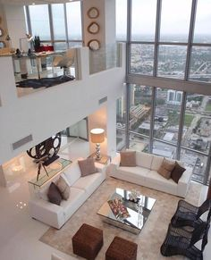 Awesome Image of Luxury Loft Apartment Modern . Luxury Loft Apartment Modern Pin Samantha Perez On Love House Designs Dream In 2018 Luxury Apartments, Luxury Homes, Loft Apartments, Penthouse Apartment, Apartment Living, Luxury Condo, Modern Loft Apartment, Penthouse Suite, Luxury Penthouse