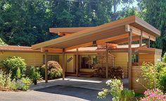 gorgeous inspiration modern carport. Nestled amongst lush greenbelt on a tree lined drive between Magnolia Blvd  Perkins Lane sits this Palm Springs inspired Midcentury gem Untitled Modern carport Mid century modern and