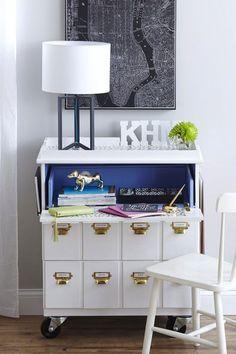 20 astuces pour personnaliser vos meubles Ikea