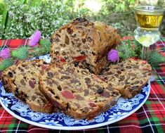Bonny Scotland, St Andrew's Day and Fruited Tea Loaf with Whisky Celebrate Scotland's Special Day with a Traditional Scottish Teatime Treat St. Andrew's Day falls on the November, and in Scottish Dishes, Scottish Recipes, Irish Recipes, Scottish Desserts, English Recipes, Australian Recipes, Uk Recipes, Cooking Recipes, Recipies