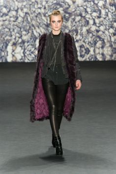 Nicole Miller Fall 2014-15 Collection