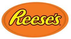 This logo is versatile being placed on numerous packages of candy. The yellow and brown text color match well with the candy inside of it, and the font suggests that the candy is going to be good.