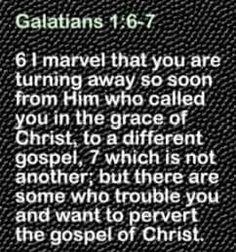 My Dear Heavenly Father, thank You for Your grace that brought salvation to mankind. I proclaim today that I am saved by grace through faith in Jesus Christ, not by my good works or righteousness. I shall not proclaim, promote, or propagate another gospel, in Jesus' name. Amen.