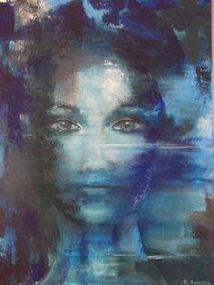 Moon mistress | Kunstafdeling | kunst verkopen en kopen | schilderijen verkopen | website voor kunstenaars