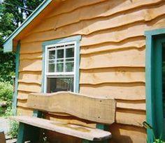Faux Log Cabin Interior Walls Installing Log Siding