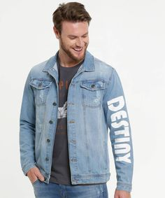 Jaqueta Masculina Parka Sarja Estampa Camuflada Zune Jeans