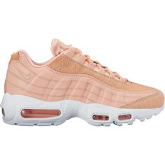 separation shoes a194c bd4e2 Nike s Putting Premium Materials on the Air Max 95 This Fall ❤ liked on Polyvore  featuring · Sneakers ...